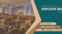 "Employer Branding ""Strategies in Action"" -is a full day interactive training, where experts will share successful strategies, know-how and innovative approaches in talent attraction and retention."