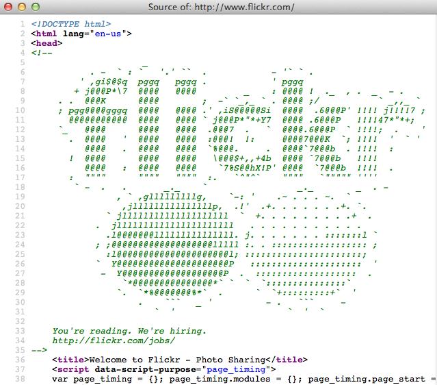 Flickr is hiring