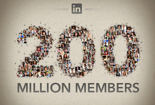 Last week LinkedIn announced officially that they have over 200 million members worldwide. But what are the trends? How often is this online network really visited? By whom? And how many companies use this site? LinkedIn Global Stats 2013 Let's have a deep dive again in the global LinkedIn statistics...