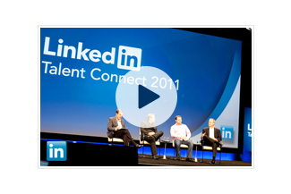"During the LinkedIn Talent Connect conference in Las Vegas last month a panel of recruiting leaders examines the massive shift that is underway in the recruiting business, how you can overcome the challenges of adopting social professional networking, and how the recruiters of tomorrow will make ""engagement"" the key driver […]"