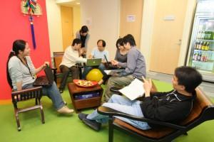 Lounge Google Taipei Office